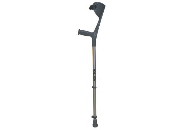 Vissco Astra Max Elbow Crutch - Fixed handle