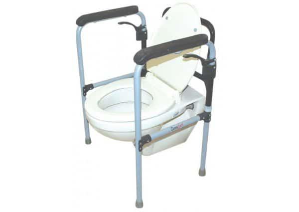 Vissco Comfort - Toilet Safety Rail
