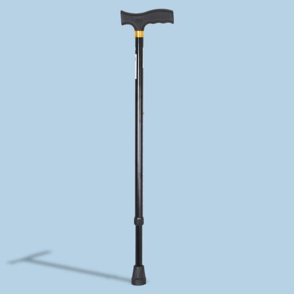 Mediva Single Walking Stick MHL 2015-BL