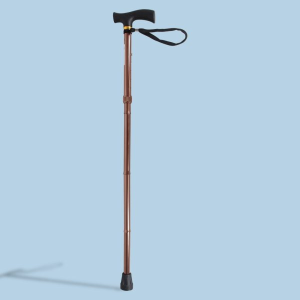 Mediva Foldable Single Walking Stick MHL 2012