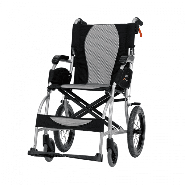 Karma%C2%AE Ergo Lite (KM-2501) Ultralight Manual Transport Wheelchair