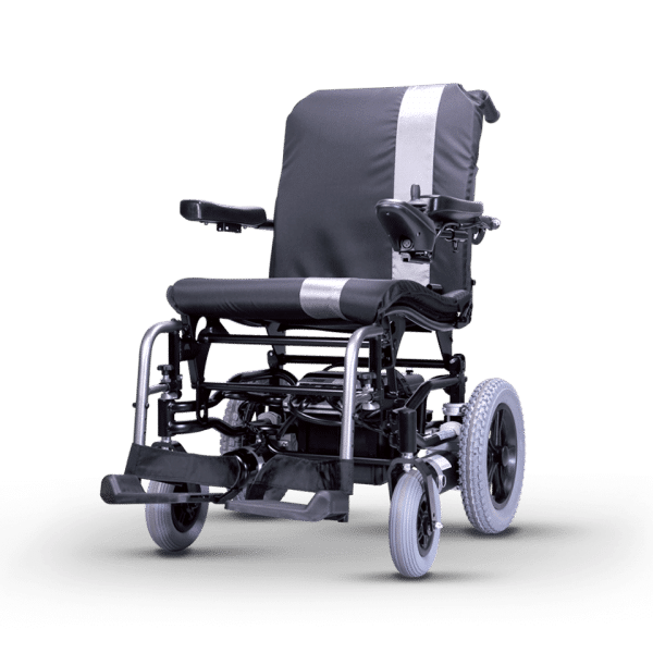 Karma%C2%AE Ergo Nimble (KP-10.3S) Motorized Folding/Portable Travel Wheelchair