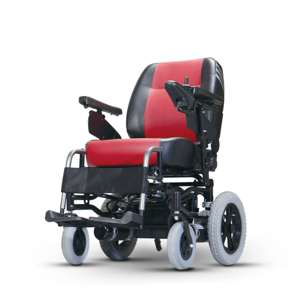 Karma%C2%AE (KP-10.3S CPT) Motorized Folding/Portable Travel Wheelchair