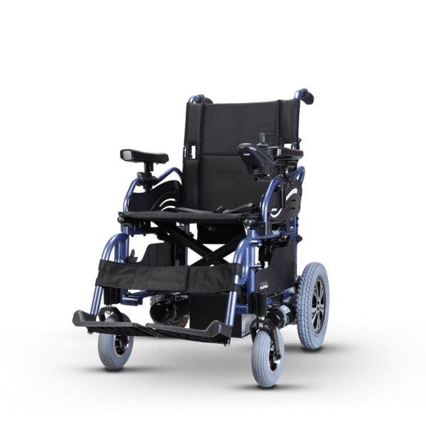 Karma%C2%AE (KP-25.2) Motorized Folding/Portable Travel Wheelchair
