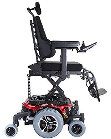 Karma%C2%AE Morgan W/KISS (Lift and Tilt) Fully Functional Reclining Power Wheelchair