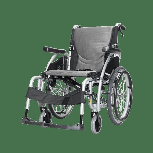 Karma%C2%AE S-Ergo 125 (KM-1520.3) Ergonomic Manual Wheelchair