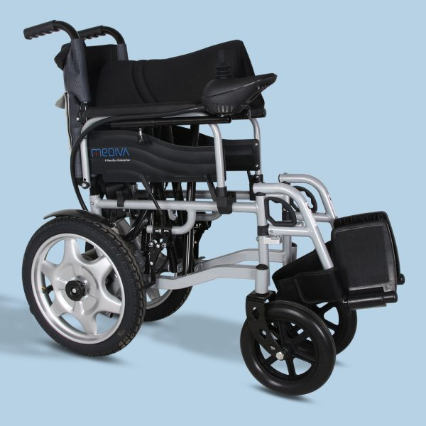 Mediva Motorized Outdoor Wheelchair MHL 1007-PWC