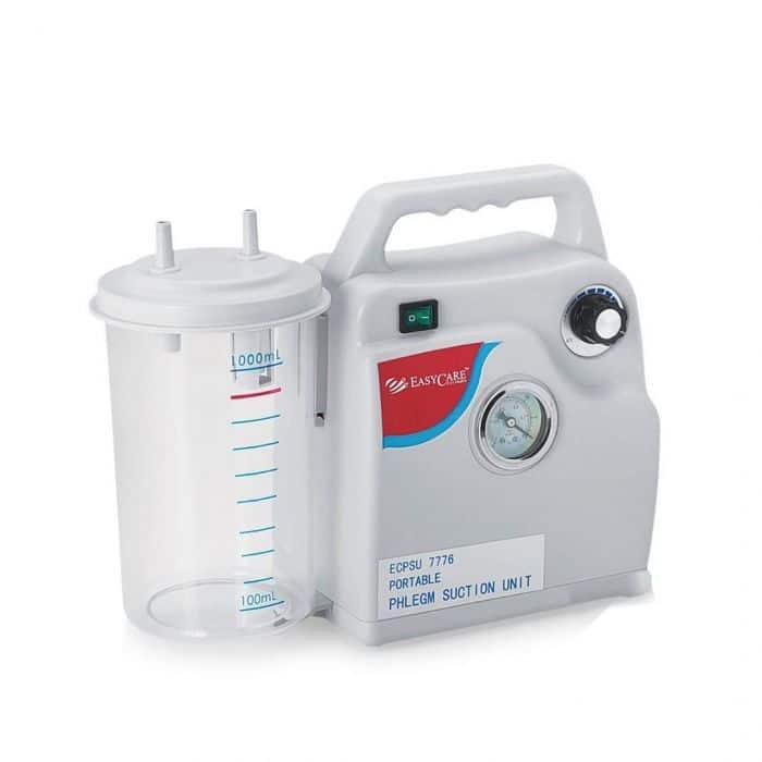 Portable Phlegm Suction Unit - Easy Care