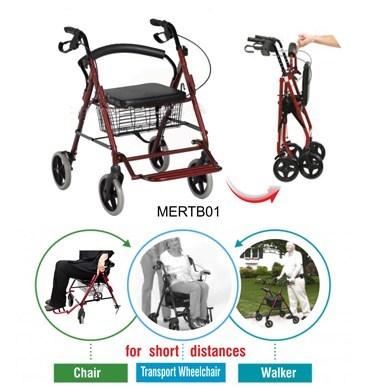 Med-e-Move Rollator