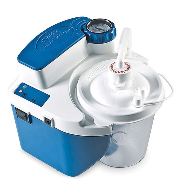 Drive Devilbiss VacuAide QSU Portable Suction Unit