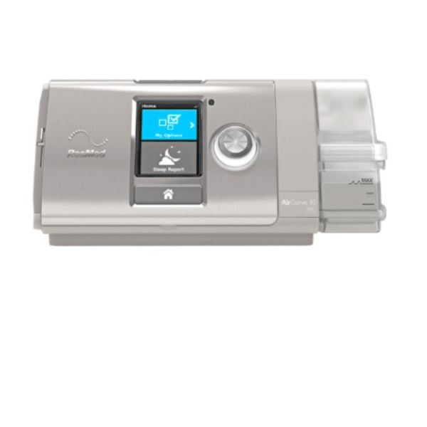 AirCurve™ 10 ASV Bi-Level with HumidAir™ Humidifier by ResMed