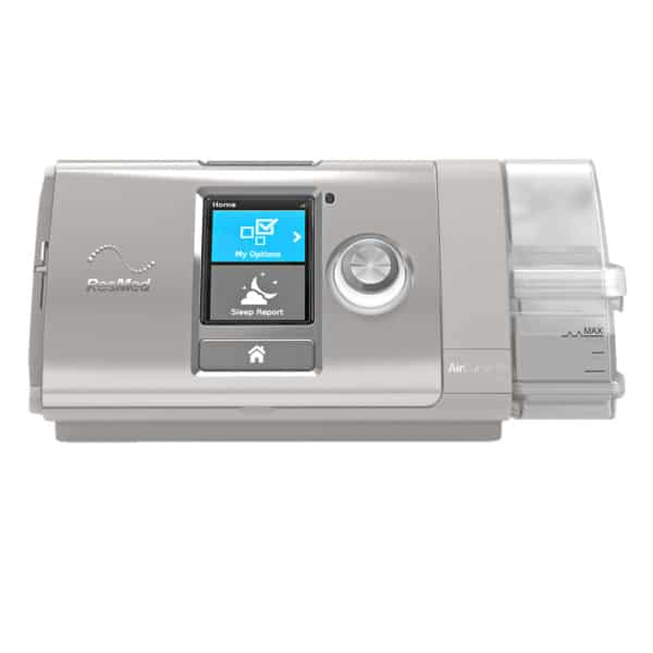 AirCurve™ 10 VPAP ST Bi-Level with HumidAir™ Humidifier by ResMed