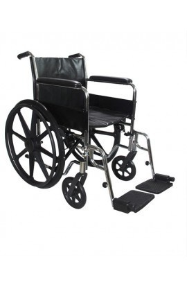 Med-e-Move Basic Wheelchair With Mag Wheels