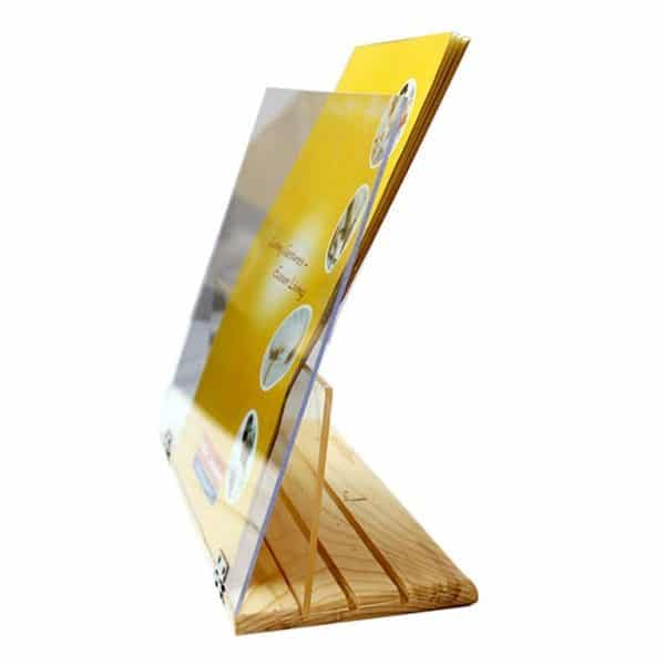 Pedder Johnson BOOK HOLDER (Acrylic support)