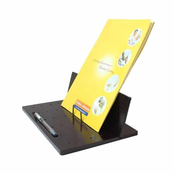 Pedder Johnson BOOK HOLDER (MDF with metal pin support)