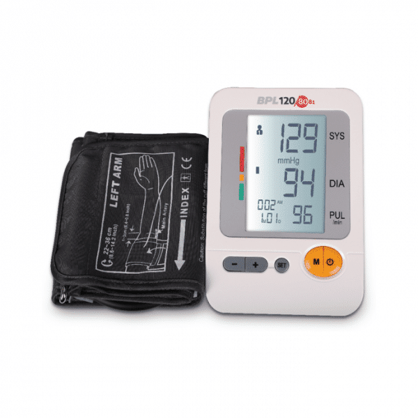 BPL B1 120/80 Blood Pressure Monitor
