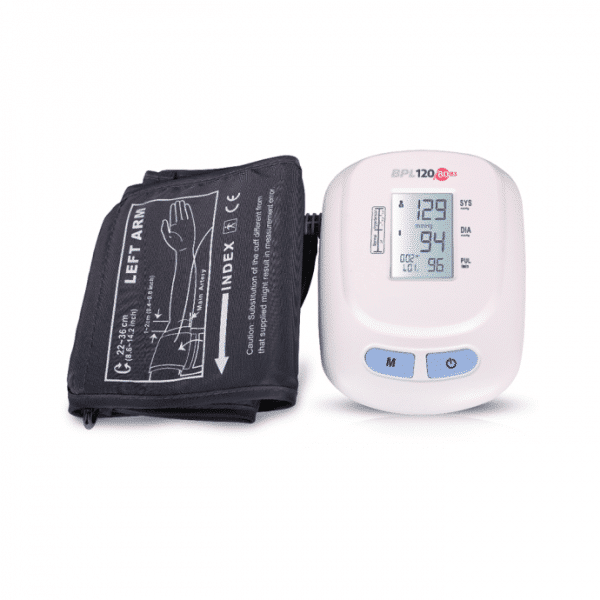 BPL B3 120/80 Blood Pressure Monitor White