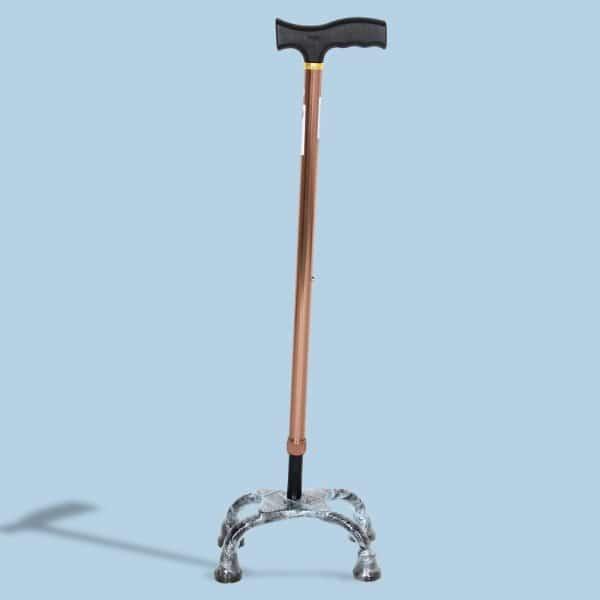 Mediva Quadripod Walking Stick MHL 2010-BR