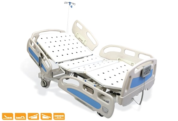 MOTORIZED ICU BED PRIME