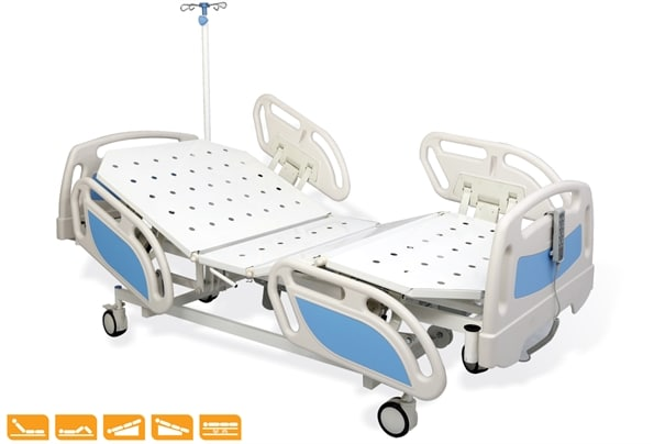 MOTORIZED ICU BED ADVENT