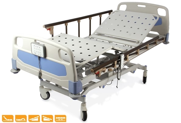 MOTORIZED ICU BED EXCEL