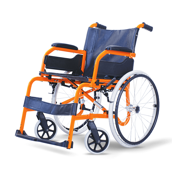 Karma Champion 200 (CHM-200) Premium Steel Wheelchair