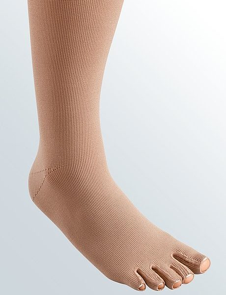 Medi Germany Mediven Mondi  Compression Stockings with Toe Cap