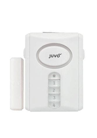 Pedder Johnson Juvo Deluxe Door Safety Alarm- HSB 02 (White)