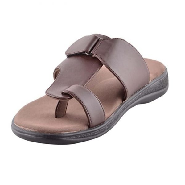Dia One Orthopedic Sandal PU Sole MCP Insole Diabetic Footwear for Men and Women Dia_53 Size 10
