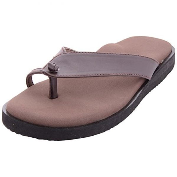 Dia One Orthopedic Sandal Rubber Sole MCP Insole Diabetic Footwear for Men and Women Dia_38 Size 8