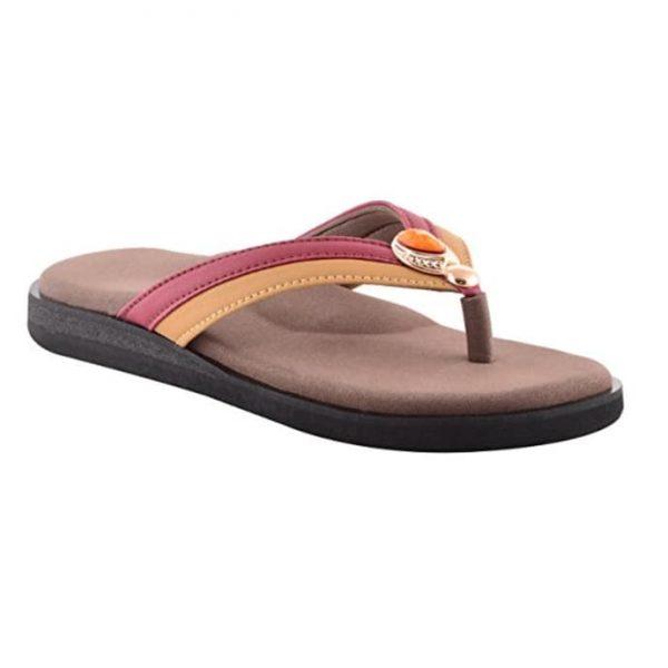 Buy Dia One Orthopedic Sandal Rubber Sole Mcp Insole Diabetic