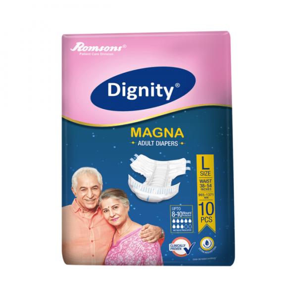 Dignity Magna Adult Diaper L