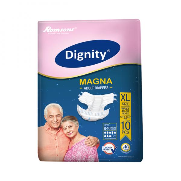 Dignity Magna Adult Diaper XL