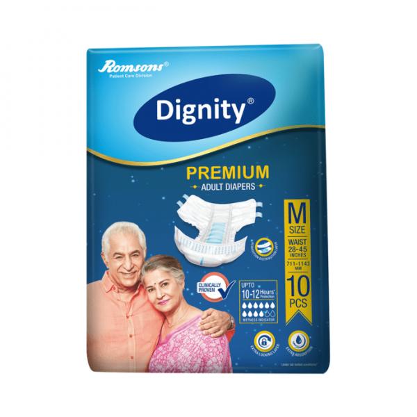 Dignity Premium Adult Diaper M