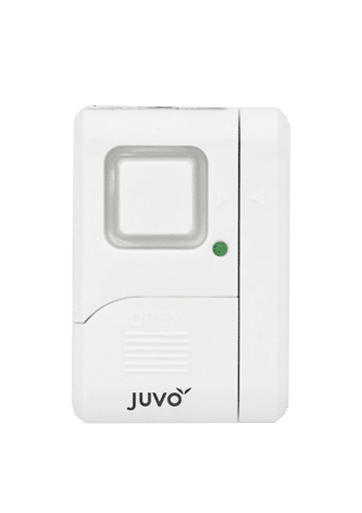 Pedder Johnson Juvo Door/Window Alarm & Chime- HSB 01 (White)