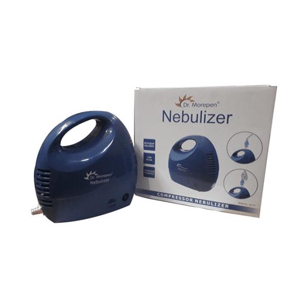 Dr Morepen CN-10 Compressor Nebuliser Blue