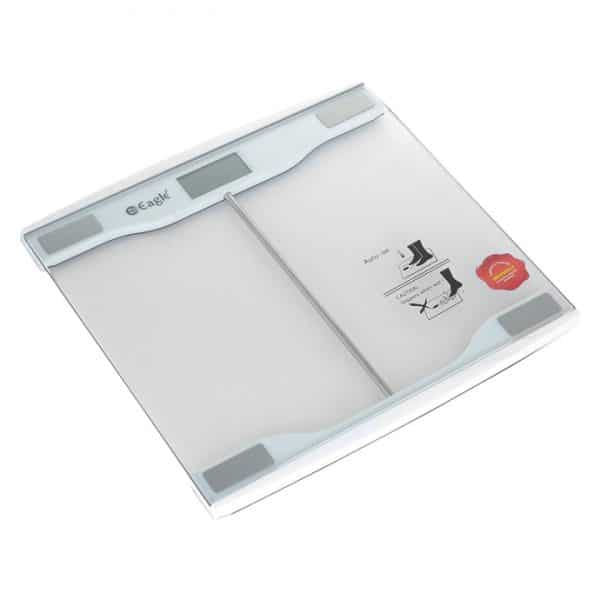Eagle Electronic Personal Weighing Scale EEP1006A White