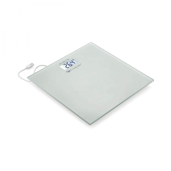 Easy Care EC 3310 USB Charging Weighing Scale White