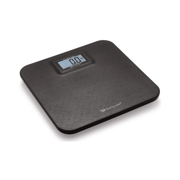 Easy Care EC 3333 Fiber Body Digital Weighing Scale Black