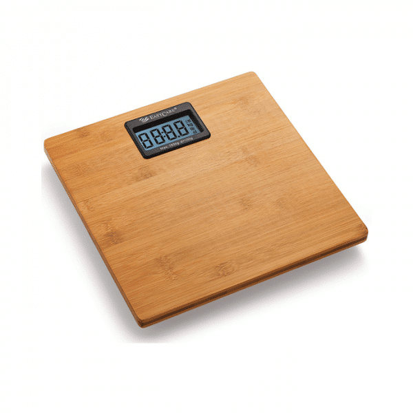 Easy Care EC 3336 Digital Electronic Weighing Scale Brown