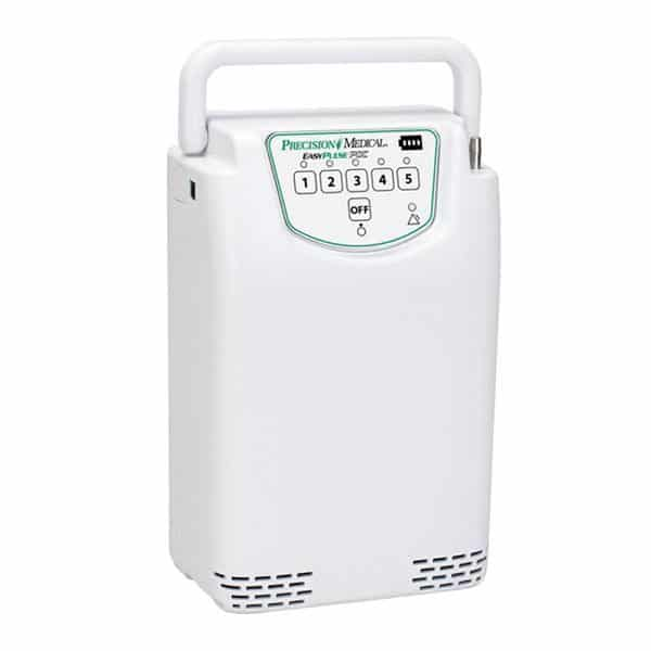 EasyPulse POC Portable Oxygen Concentrator by Precision Medical