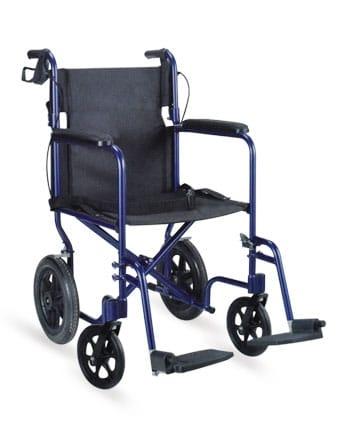Schafer Ultralight Standard Manual Wheelchair (AL-56.14)