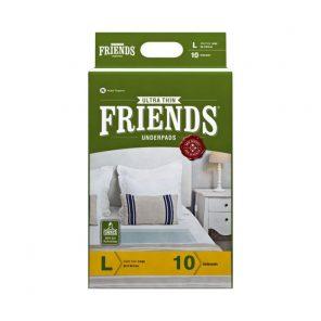 Friends Ultrathin Underpads L