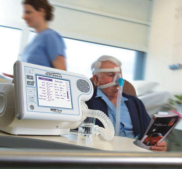 Respironics BiPAP Focus Non-invasive ventilatior