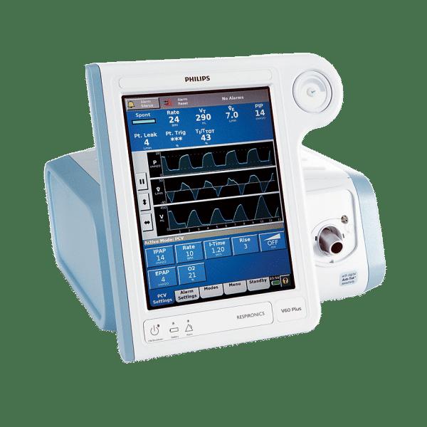 Philips Respironics V60 Plus Noninvasive ventilator