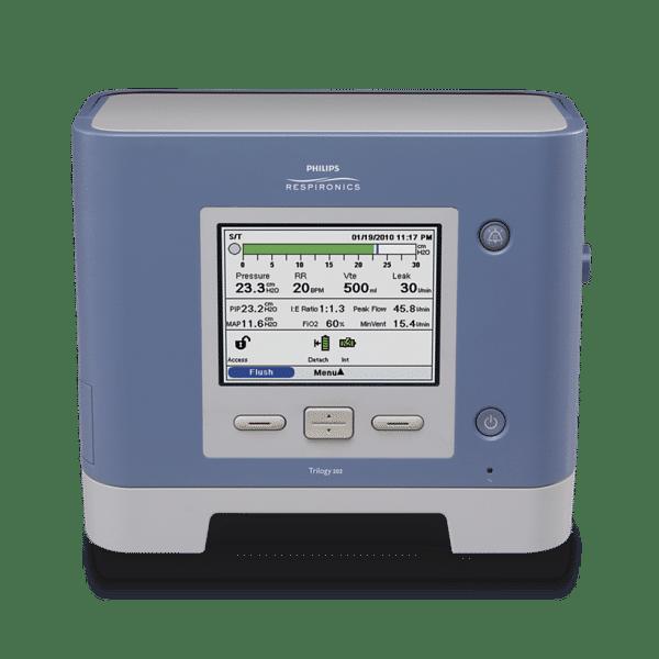 Philips Respironics Trilogy 202 Ventilator