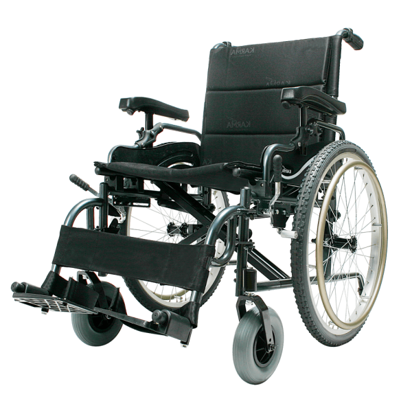 Karma KM-8020X Heavy Duty Bariatric Wheelchair
