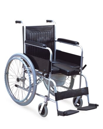 Schafer Sanicare Wheelchair Commode (AL-68.15)