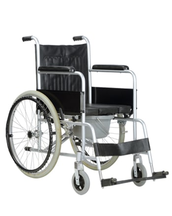 Schafer Sanicare Wheelchair Commode (AL-64.19)