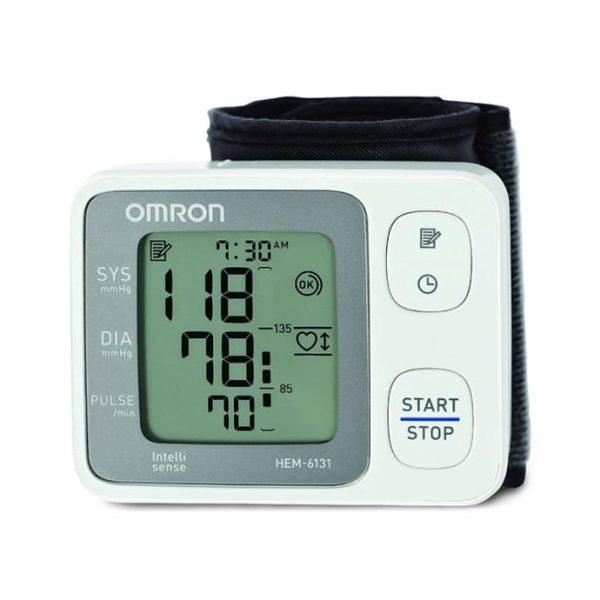 Omron HEM-6131 Automatic Wrist Blood Pressure Monitor